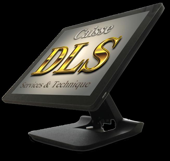 Pourquoi une caisse tactile avec DLS SERVICES