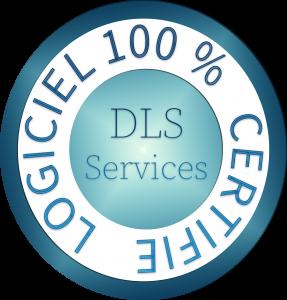 logiciel 100% certifié dls services