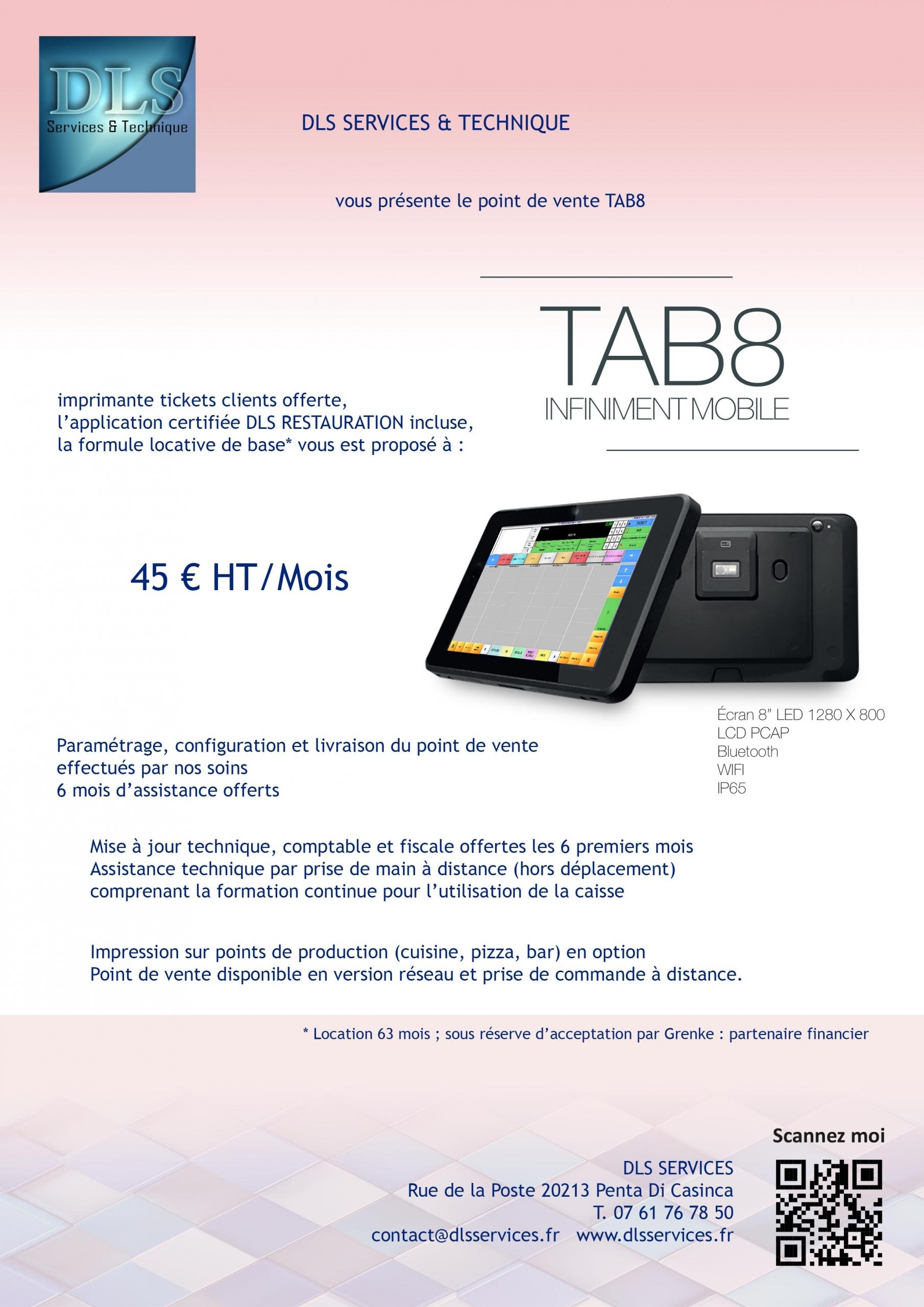 Promo 2021 TAB 8